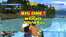 SEGA Bass Fishing Screenshot 3