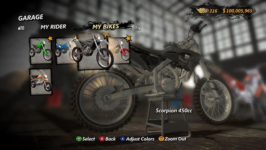 Trials Evolution Screenshots