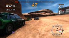 SEGA Rally Online Arcade Screenshot 5
