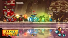 Awesomenauts (Xbox 360) Screenshot 1