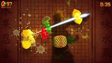Fruit Ninja Kinect Screenshot 4