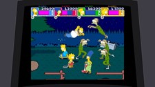 The Simpsons Arcade Screenshot 1