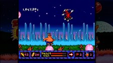 SEGA Vintage Collection: ToeJam & Earl Screenshot 2