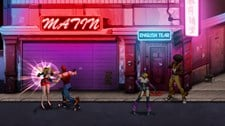 Double Dragon Neon Screenshot 2