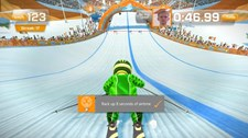 Kinect Sports Gems: Ski Race Screenshot 1