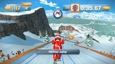 Kinect Sports Gems: Ski Race Screenshot 4
