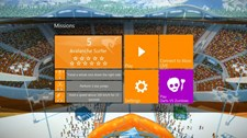 Kinect Sports Gems: Ski Race Screenshot 3