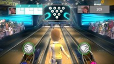 Kinect Sports Gems: 10 Frame Bowling Screenshot 1