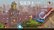 Super Time Force (Xbox 360) Screenshot 1