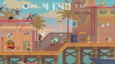 Super Time Force (Xbox 360) Screenshot 2