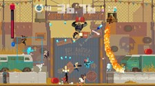 Super Time Force (Xbox 360) Screenshot 7