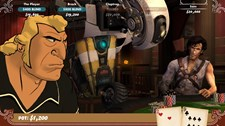 Telltale Games' Poker Night 2 Screenshot 2