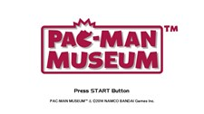 Pac-Man Museum Screenshot 1