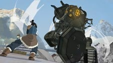The Legend of Korra (Xbox 360) Screenshot 1