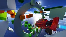Jet Car Stunts (Xbox 360) Screenshot 1