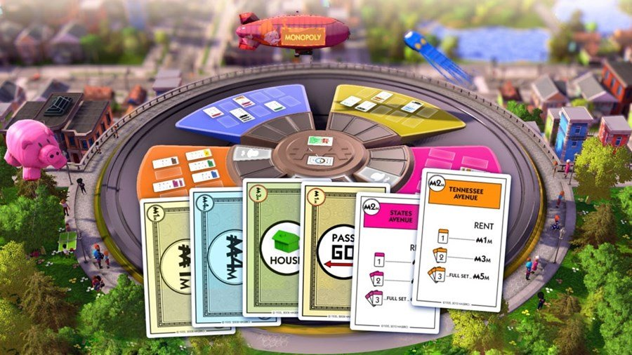 MONOPOLY Deal (Xbox 360) News, Achievements, Screenshots and