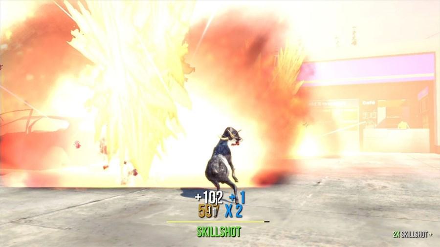 Goat Simulator Xbox 360 News Achievements Screenshots And Trailers