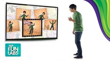 Kinect Fun Labs: Kinect Me Screenshot 2