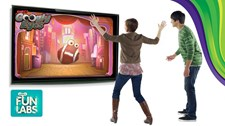 Kinect Fun Labs: Googly Eyes Screenshot 2