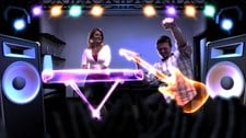 Kinect Fun Labs: Air Band Screenshot 2