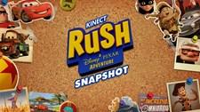 Kinect Fun Labs: Kinect Rush: Snapshot Screenshot 1