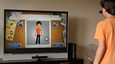 Kinect Fun Labs: Kinect Rush: Snapshot Screenshot 2