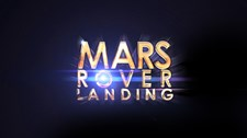 Kinect Fun Labs: Mars Rover Landing Screenshot 1