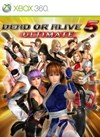 Dead or Alive 5 Ultimate Hayate Christmas Costume