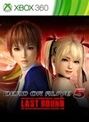DOA5LR Fighter Force Marie Rose