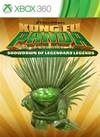 Kung Fu Panda Character: Jombie Porcupine