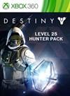 Destiny - Level 25 Hunter Pack