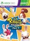 RABBIDS INVASION - PACK #4 SEASON ONE