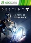 Destiny - Level 25 Titan Pack