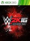 WWE 2K16 New Moves Pack