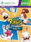 RABBIDS INVASION - PACK #5 SEASON ONE