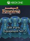 Edit Parts - Equipment Set 2