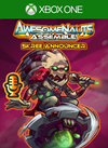 Skree Announcer - Awesomenauts Assemble! Announcer