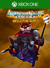 Genji the Grey - Awesomenauts Assemble! Skin