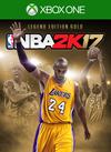 NBA 2K17 Kobe Bryant Legend Edition Gold