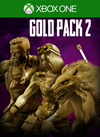 Gold Skin Pack 2