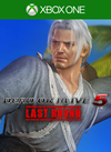 DEAD OR ALIVE 5 Last Round Character: Brad Wong