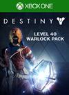 Destiny - Level 40 Warlock Pack