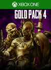 Gold Skin Pack 4