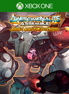 Jimmy and the LUX-5000 - Awesomenauts Assemble! Character