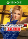 DOA5LR Alluring Mandarin Dress - Tina