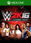 WWE 2K16 Legends Pack