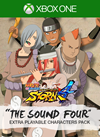 The Sound Four Extra Playable Characters Pack