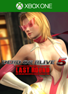 DEAD OR ALIVE 5 Last Round Tina Halloween Costume 2014