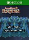 Edit Parts - Equipment Set 1
