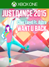 """Want U Back"" by Cher Lloyd Ft. Astro"